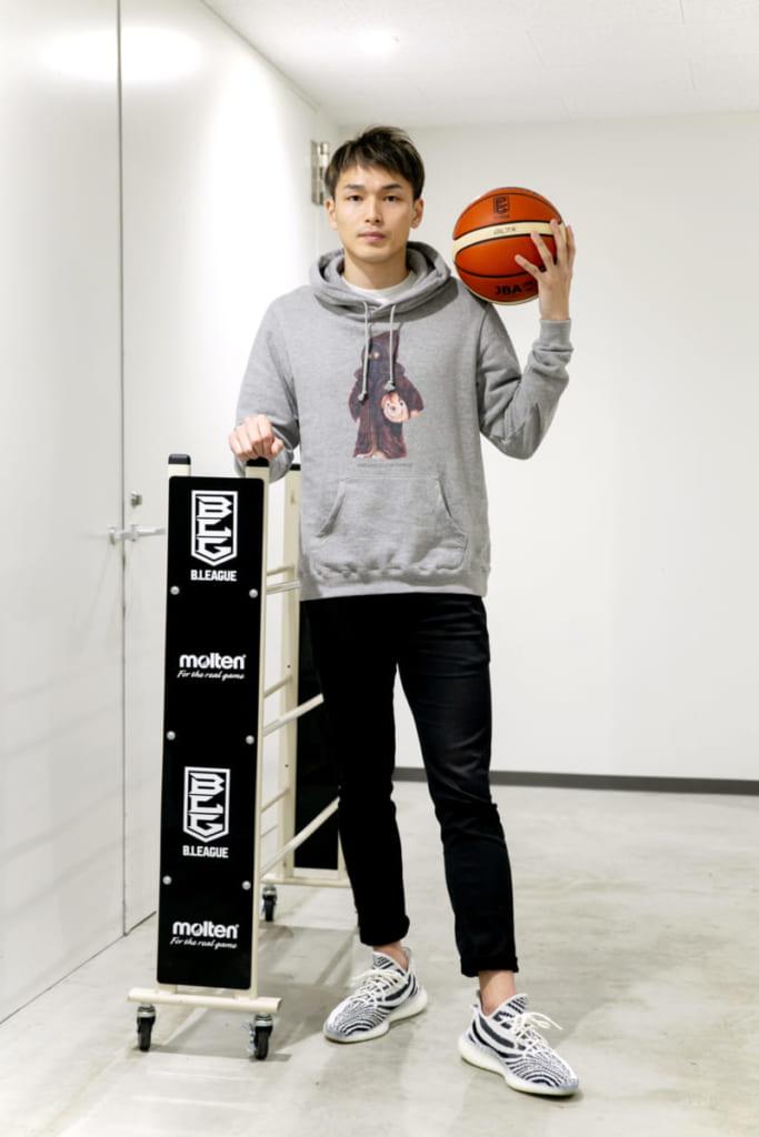 ALL-STAR GAME2019で大会MVP・富山グラウジーズ大塚裕土選手の『イージーブースト』<Bリーグ×ファッションの密な関係Vol.15>