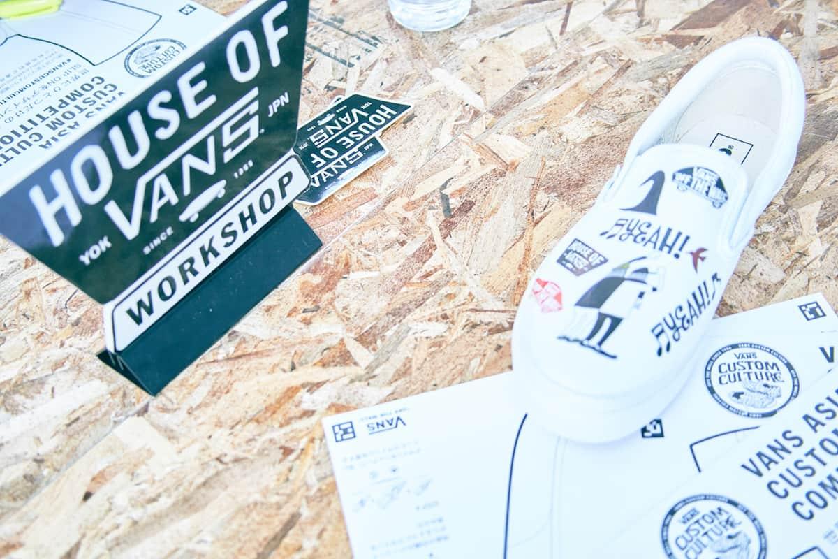 GREENROOM FESTIVAL'18<グリーンルーム フェスティバル>で開催のHOUSE OF VANS<ハウス オブ ヴァンズ>をレポート! カスタム体験&フェスファッションスナップも♡