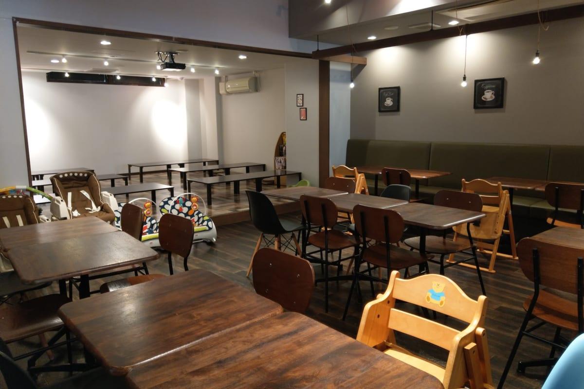 ニューバランス996×親子リンクコーデで行きたい♪キッズサービス充実のオシャレカフェ&飲食店特集