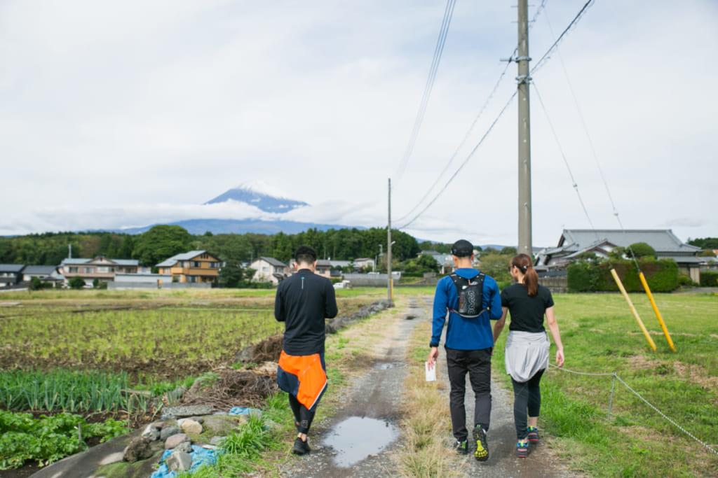 富士山のふもとでロゲイニング、家族や仲間と楽しむ『TRAIL-JAM』