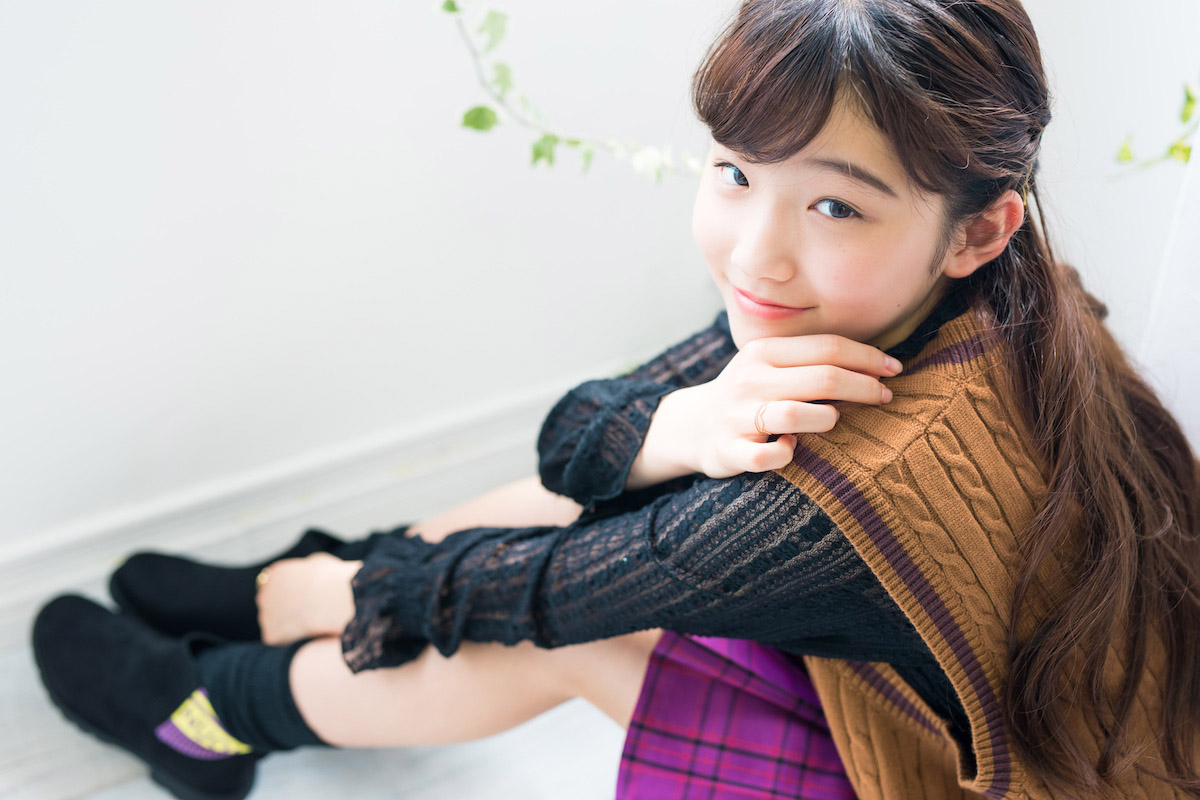 ママにも知ってほしい!ニコ☆プチ専属モデル・井口虹姫ちゃんに聞く最新小学生ファッション&トレンド事情