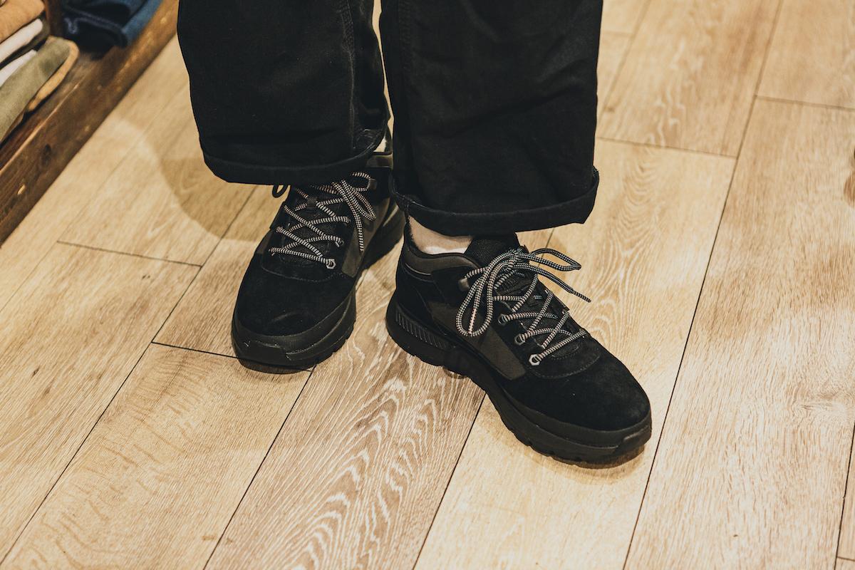 原宿のヴィンテージショップ・VOSTOKが提案するティンバーランドコーデ&ブーツスタイリングのテクニック