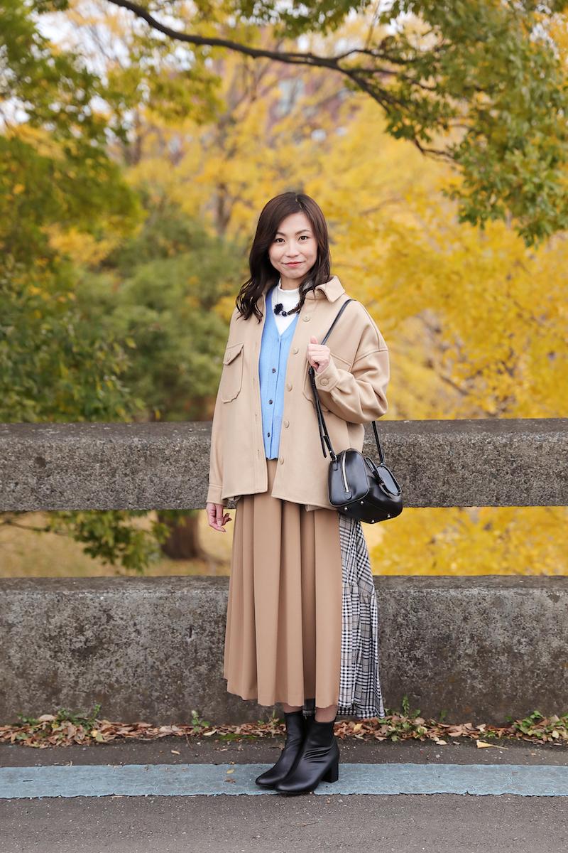 陸上・木村文子選手の素顔に迫る!ファッション観インタビュー&冬コーデに変身!<Vol.1>