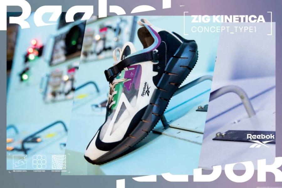 リーボック担当者の偏愛スニーカー『INTERVAL』『CLUB C 85』『ZIG KINETICA』