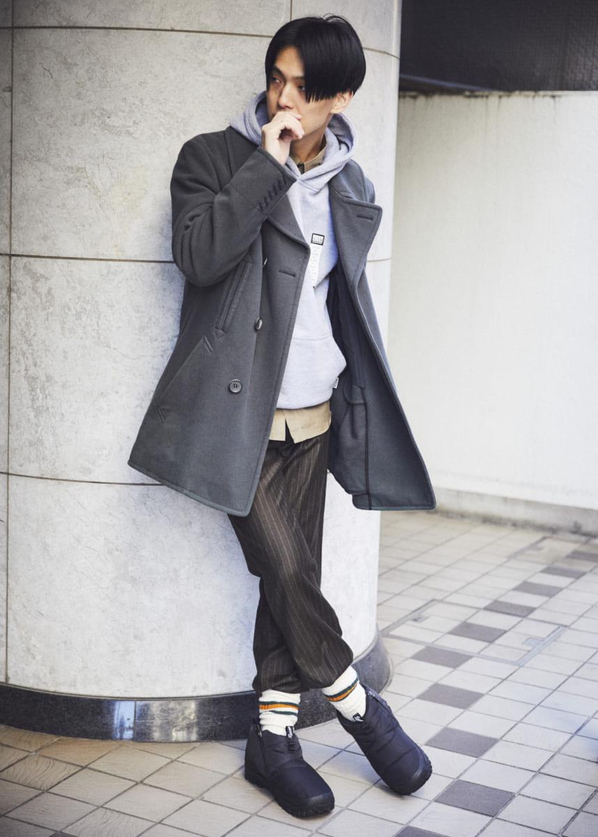 タウンユースもオシャレにキマる!ダナー・スノーブーツの街履きファッションコーデ指南!