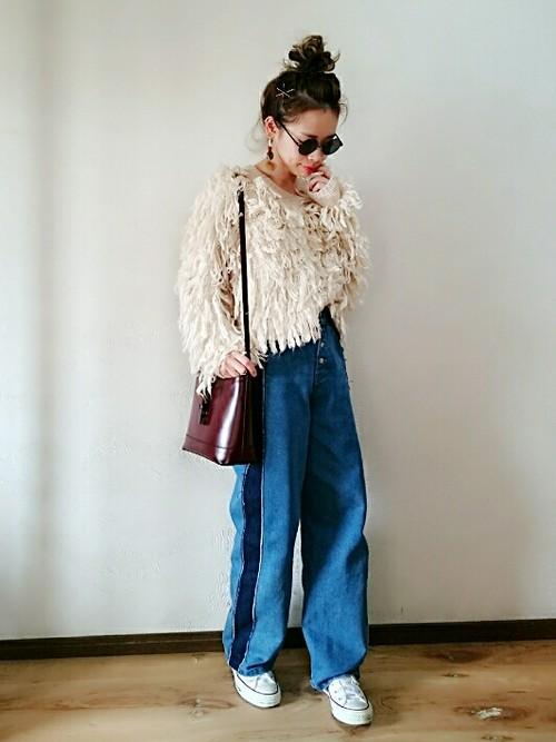 コンバースはマンネリ化しやすい? ファッションタイプ別コーデ術を伝授!