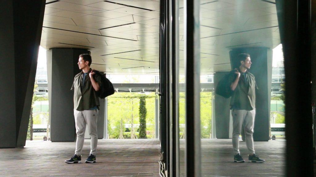 <潜入レポート>アディダスクライマクールのCMに人気モデルの有末麻祐子&森豪士が出演! 通気性抜群・蒸れにくいスニーカーの魅力に迫る!