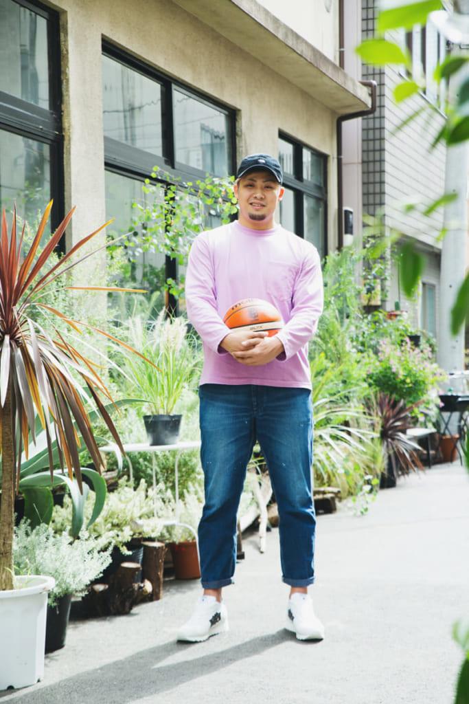 宇都宮ブレックス・鵤誠司選手『エアジョーダン』を大人買いする <Bリーグ×ファッションの密な関係Vol.31>