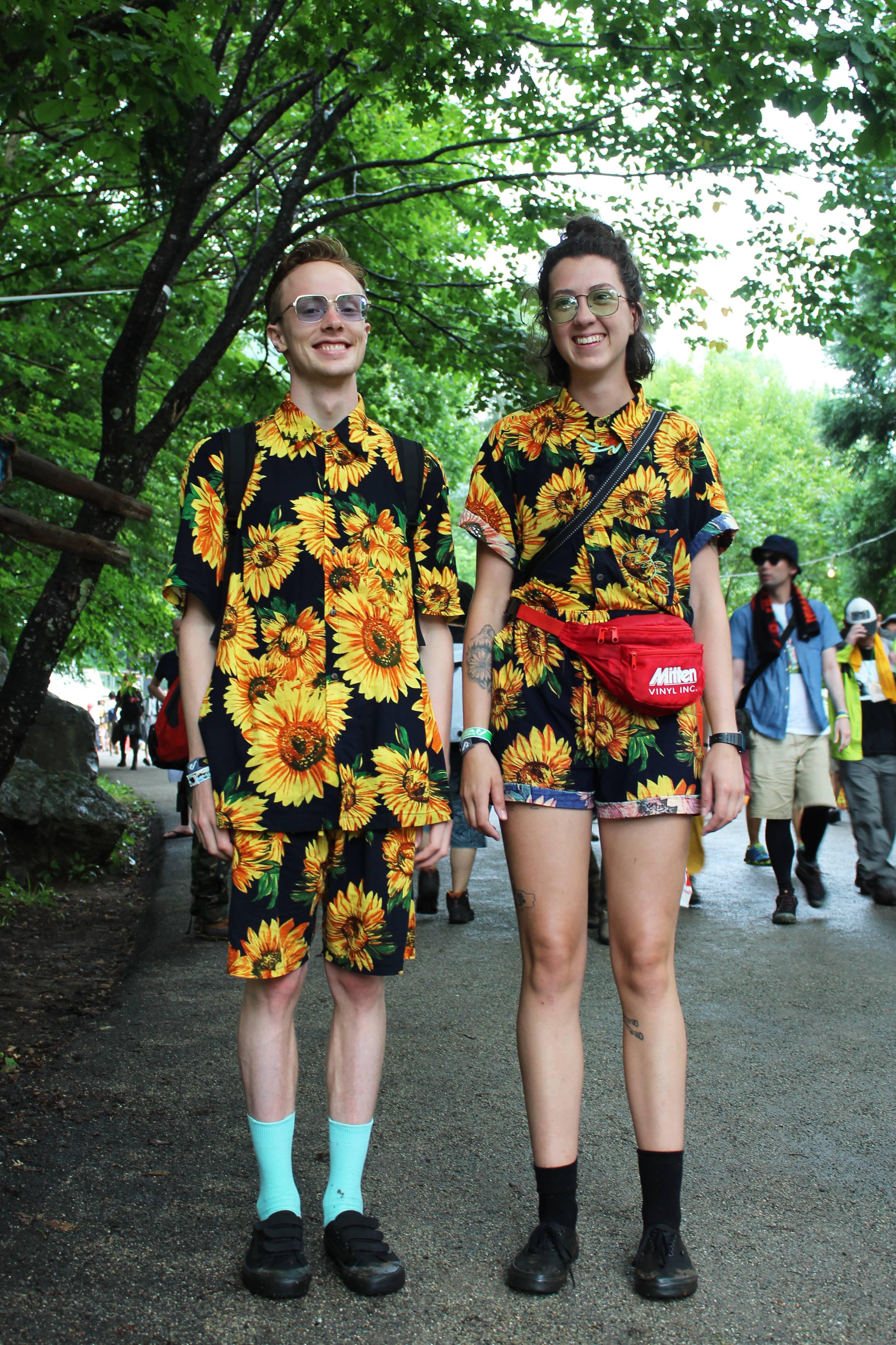 夏フェスファッション&足元スナップ!フジロック'17メンズ&レディースコーデ&靴28選!