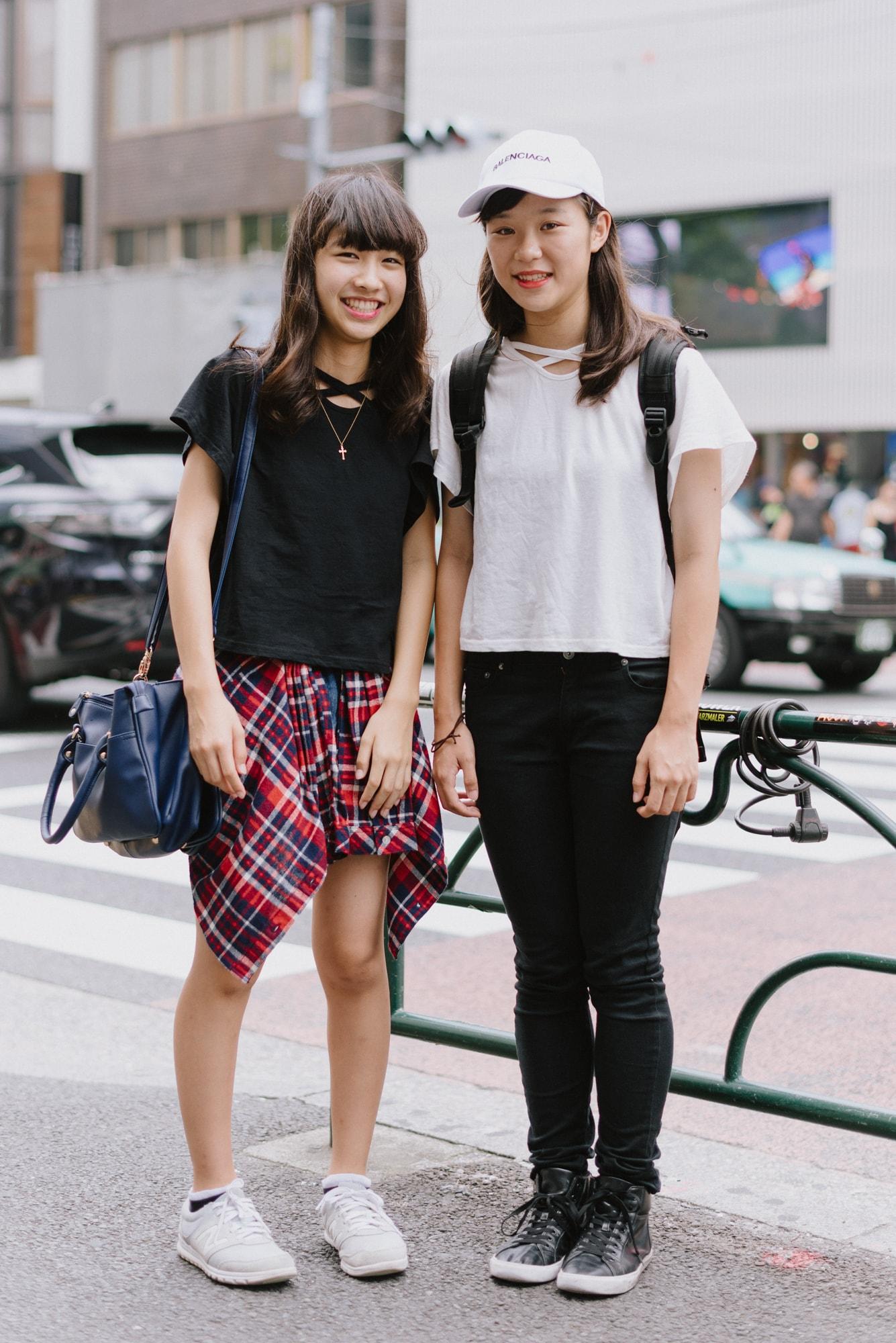 中学・高校生男子&女子の最新トレンドファッションをチェック!原宿ストリートスナップ特集!