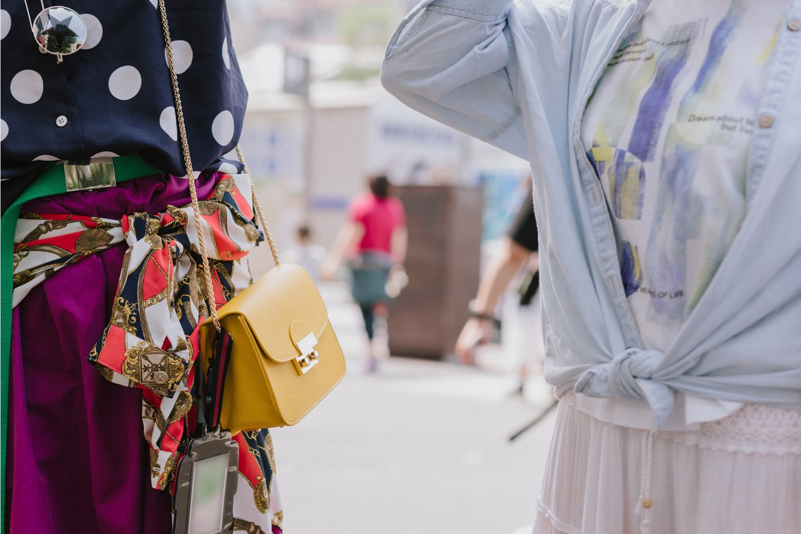 女子高生の2017年最新トレンドファッションをチェック!モデル・佐久間乃愛ちゃんによる街頭インタビューレポート!