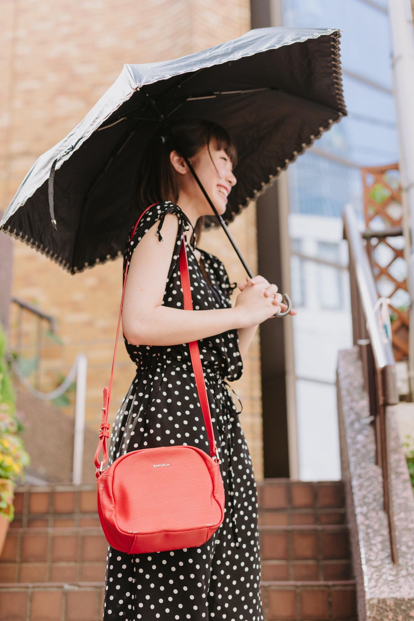 女子高生の最新ファッショントレンドをチェック!モデル・佐久間乃愛ちゃんによる街頭インタビューレポート!