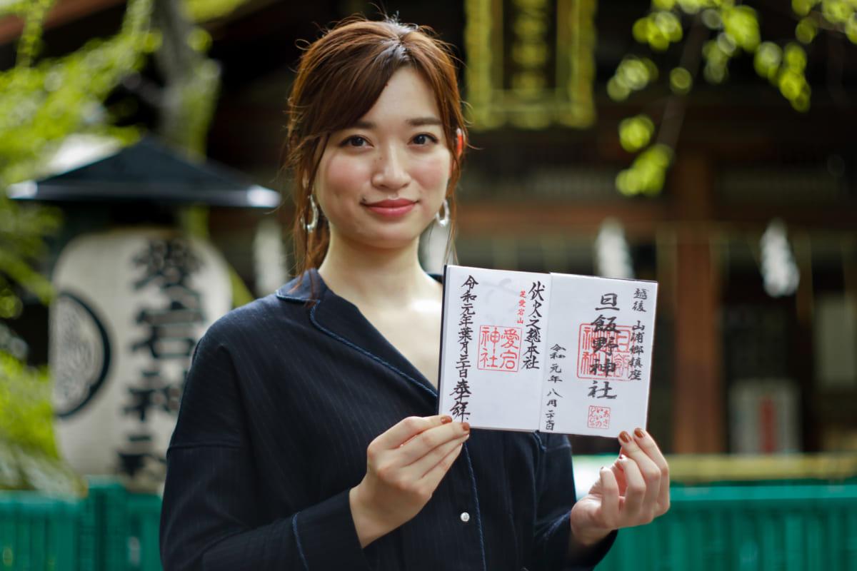 モデル・MARIKOがFitパンプスで神社さんぽ!御朱印巡りの魅力&参拝のお作法と豆知識をレクチャー