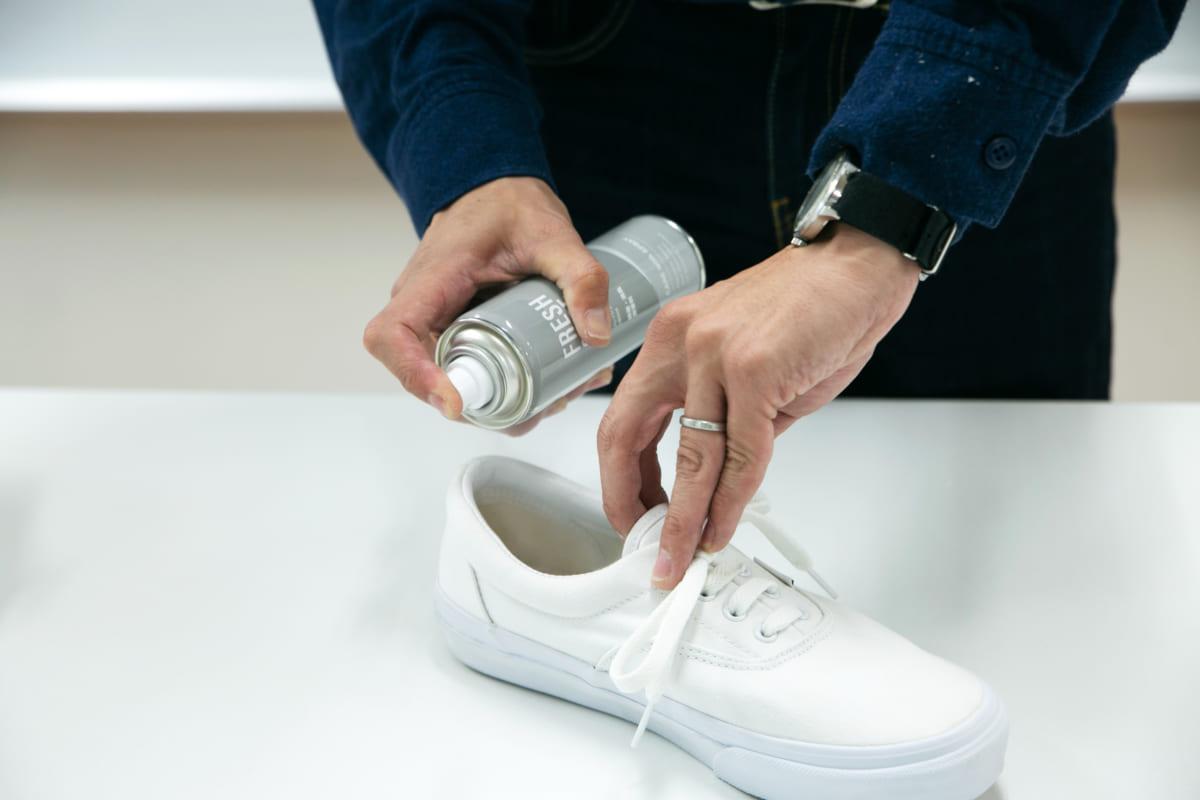 靴も「衣替え」!ヘビロテした春夏スニーカーの保管方法