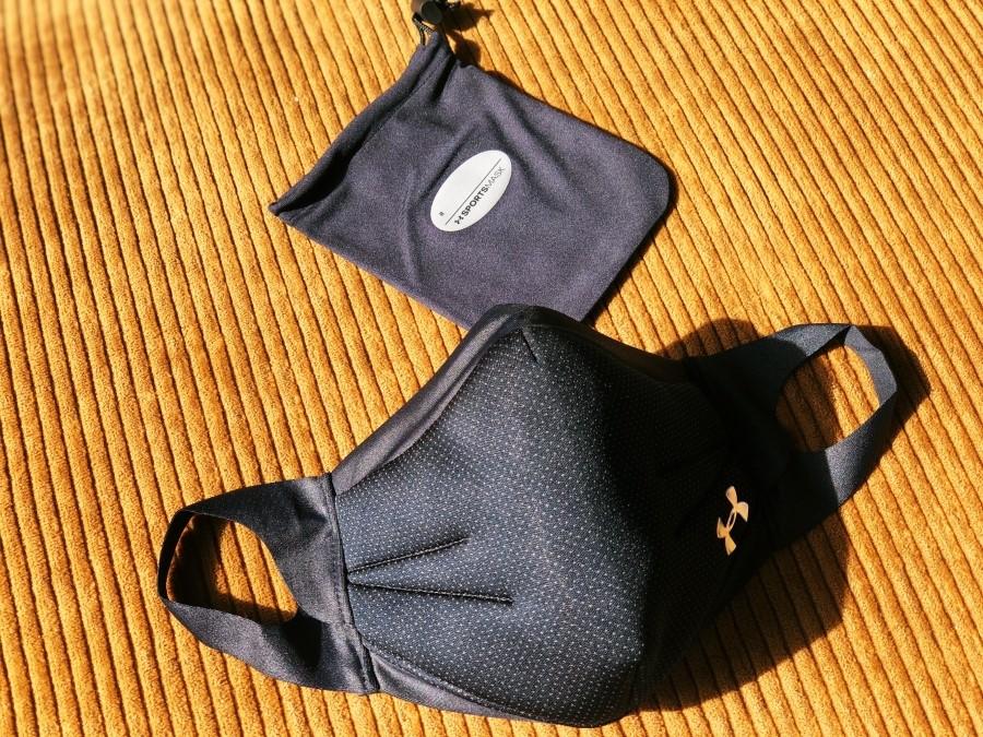 スポーツマスクとして3,000円は納得か!?  アンダーアーマー開発の専用マスク