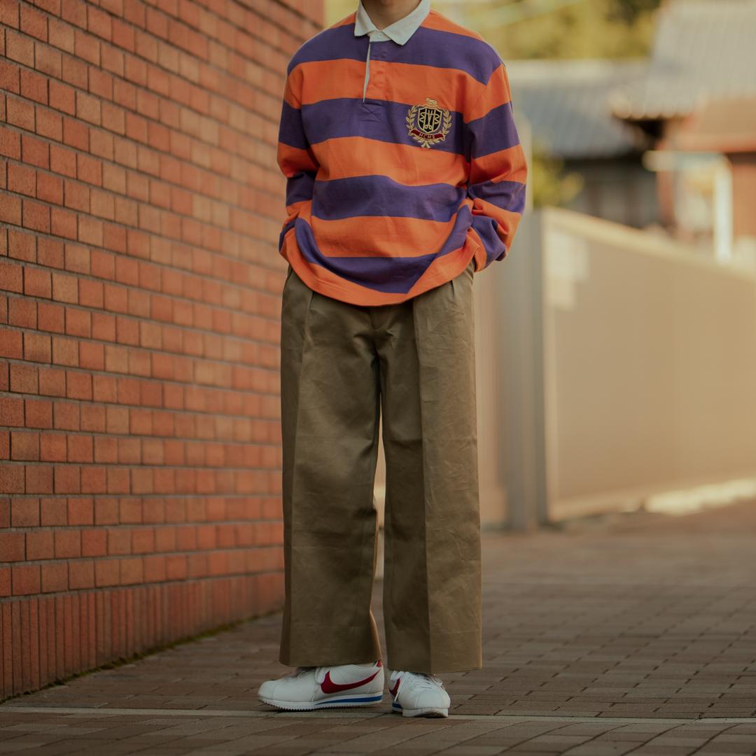 【街に馴染む90年代スニーカー】シンプルなシルエット・ナイキ『コルテッツ』