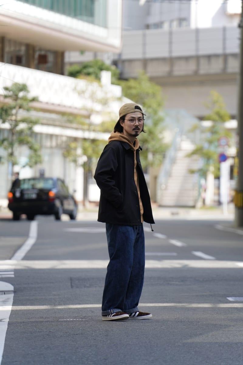 【街に馴染む90年代スニーカー】無駄のないスマートさ・アディダス『キャンパス』