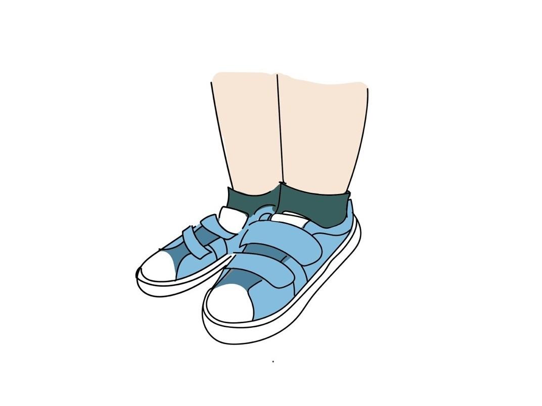 子供の靴は、ジャストサイズを選ぼう! 選び方のポイントとサイズの測り方