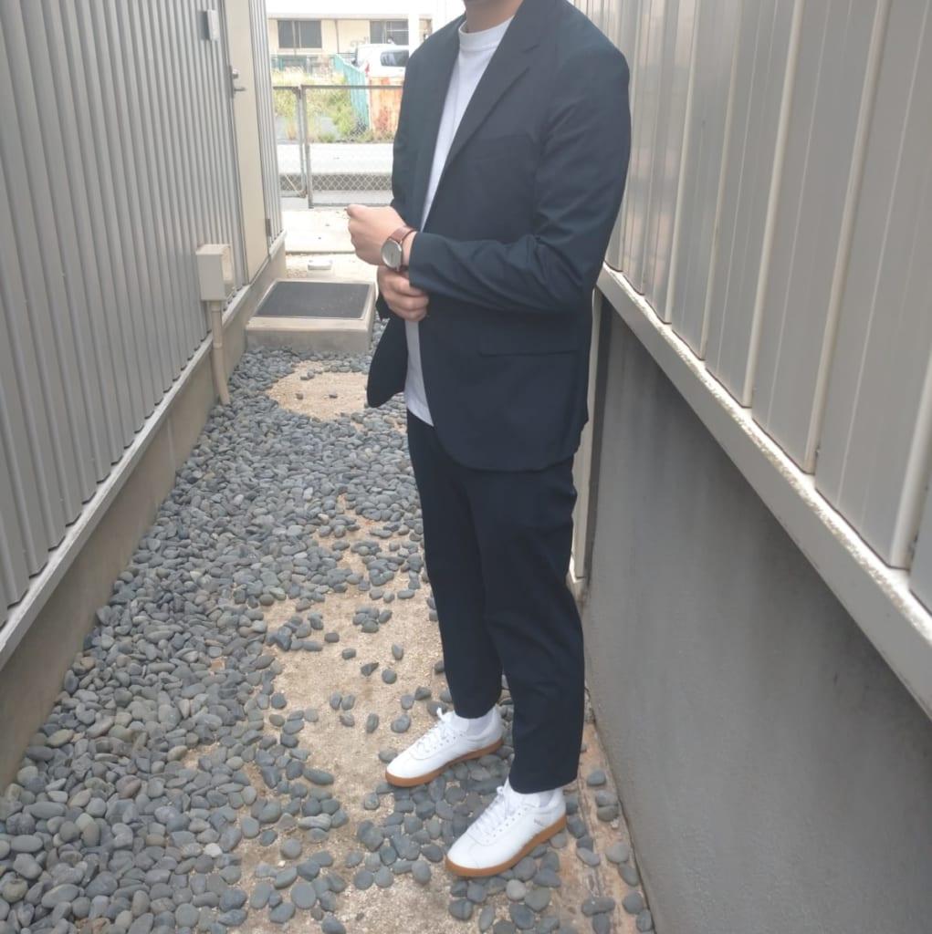 【街に馴染むあの頃の定番スニーカー】ドレス&カジュアル両刀派・アディダス『ガゼル』