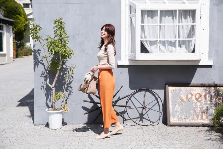 冬から春までずっと履きたい!新作パンプス履きこなし術。インスタグラマーHarukaが提案する冬&春コーデ
