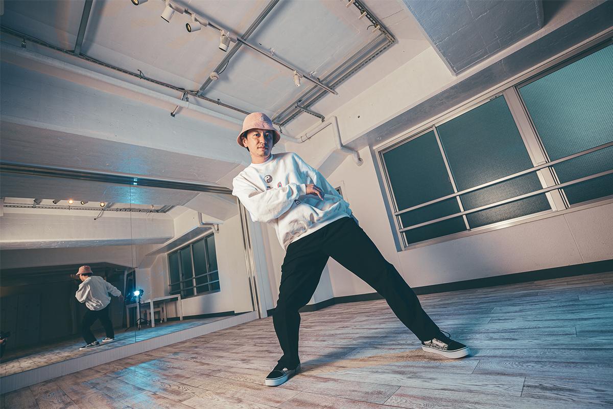 ダンサー&インストラクターKIDOが語る、ダンス×キッズ×ヴァンズ。子どもを育むダンスのススメ