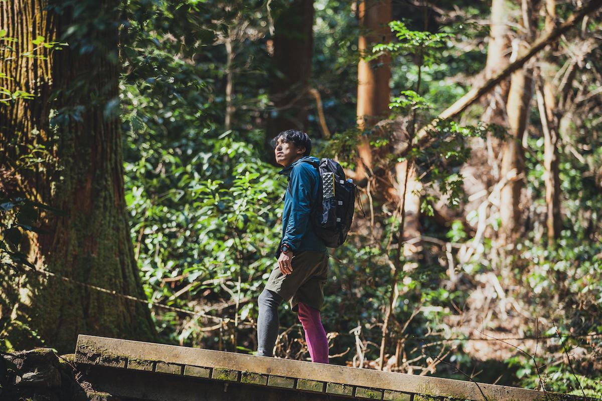 登山YouTuberのイタガキ▲と行く高尾山散歩!オススメの服装・シューズ・持ち物が丸わかり!山の魅力インタビュー