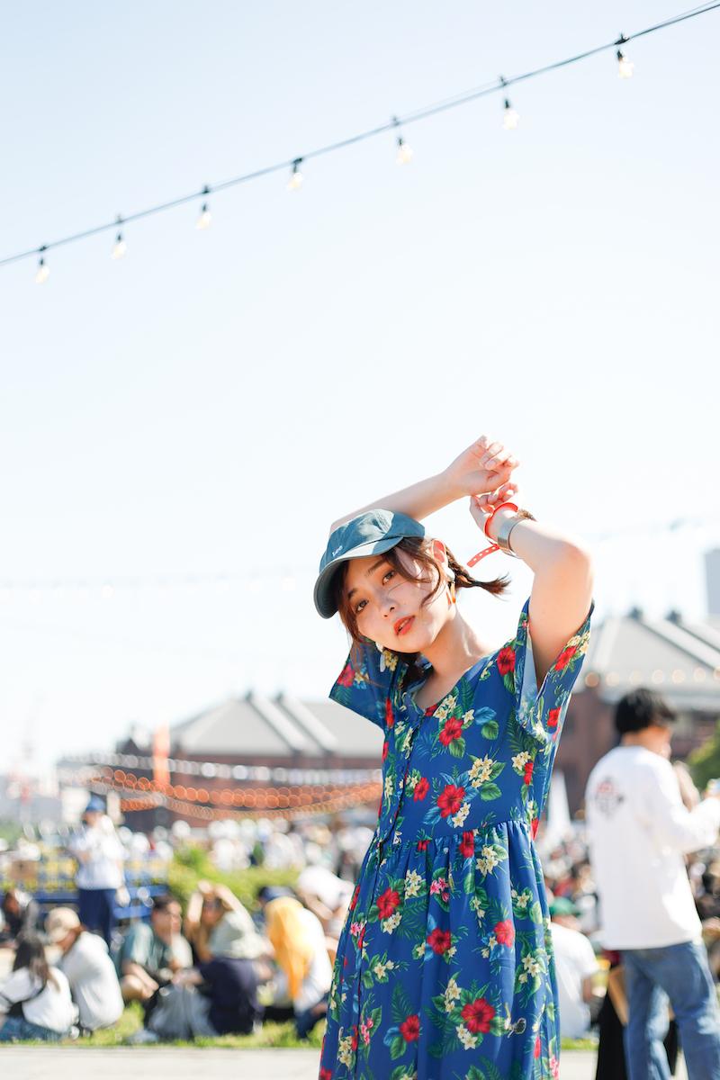 GREENROOM FESTIVAL'19。まつきりなと行く<HOUSE OF VANS>イベントレポート&フェスファッションスナップ特集!