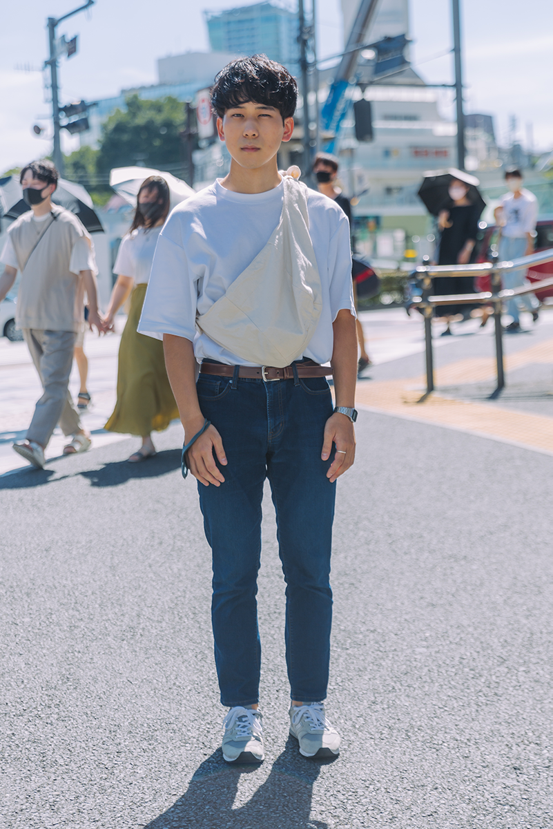 オシャレは足元から!サマースタイルを楽しむ11組のファッション&スニーカー【足元スナップハンターVol.1 in原宿】