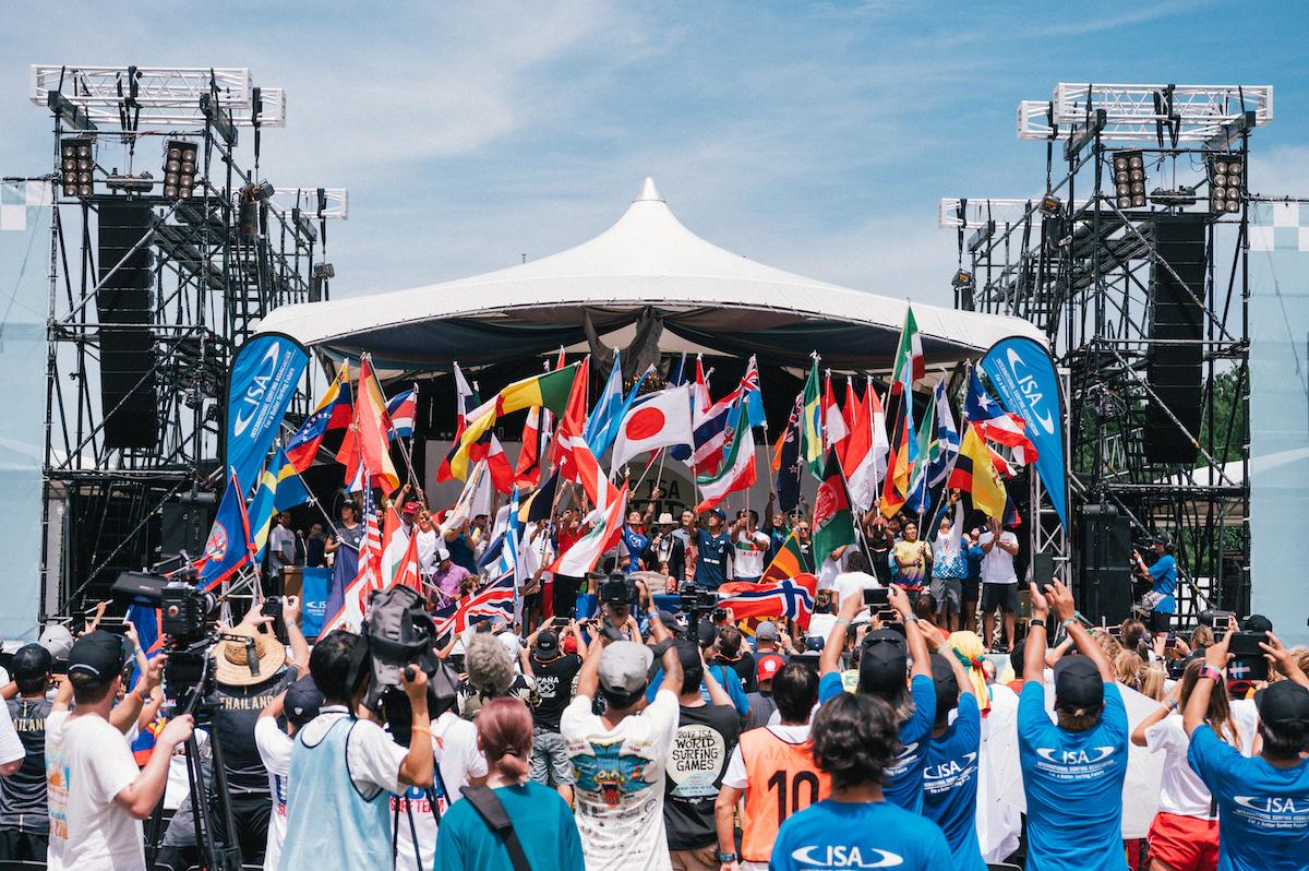 ヴァンズ×サーフィン×音楽フェスの祭典! <2019 ISA ワールドサーフィンゲームス>イベントレポート